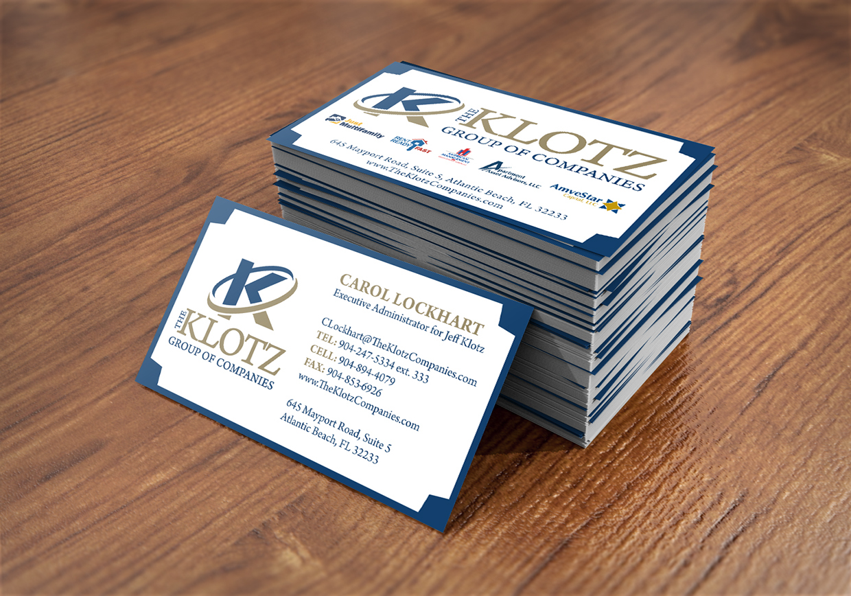 Graphic Design Jacksonville - Business Cards